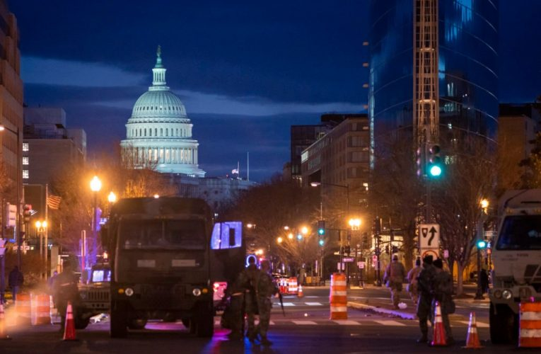 DC Will Remain Under Military Occupation As Long As Pelosi Rules