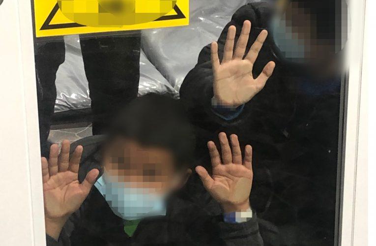 Sen. Cruz Releases Shocking Border Photos
