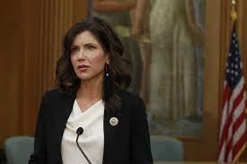 Gov. Kristi Noem vetoes bill that  would protect women's sports