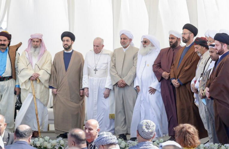 At Pope's Historic Visit to unite Abrahamic Faiths, Guess Who Was Not Invited?