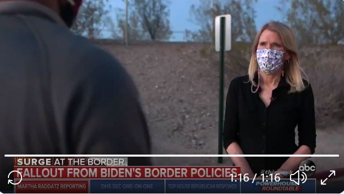 ABC News Interviews Bunches Of Illegal Aliens – All Of Whom Say They Came Because Of Joe Biden*
