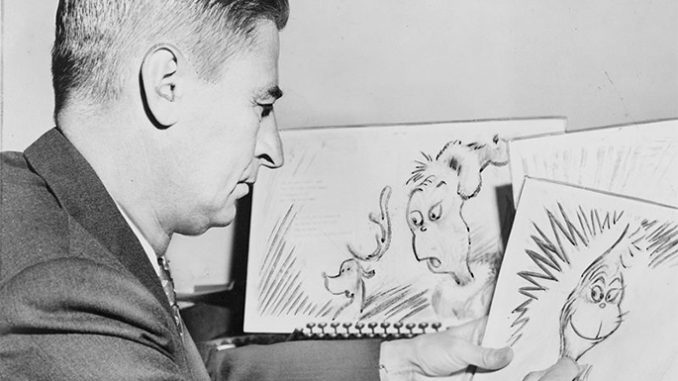 Why Dr. Seuss matters