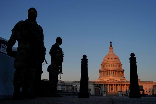 You The People – Keep Out: Task Force Calls for Permanent National Guard Force to Protect DC