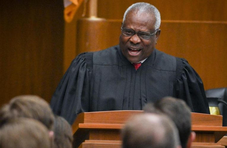 Justice Thomas Calls out Supreme Court's Hypocrisy in Talking About Abortion.