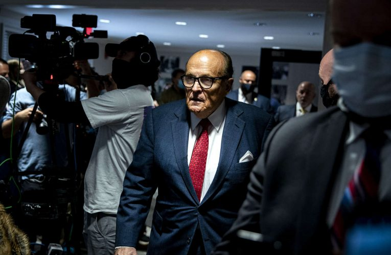 Payback? Feds search Giuliani apartment in Ukraine investigation