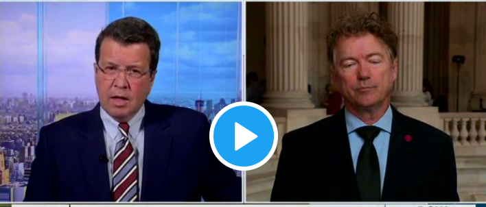 Rand Paul: Fauci Should Remove Himself from TV for disservice and such fear-mongering