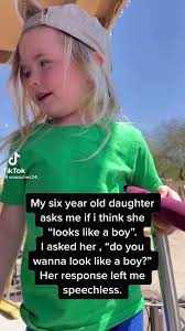 Vid: Mommy So Desperately Wants Daughter to Say She's a Boy. Ugh.