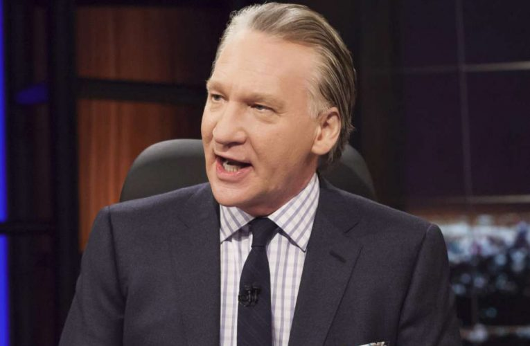 Fully vaccinated Bill Maher tests positive for COVID-19.  Covid Nazis Celebrate