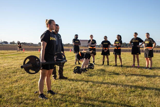 It's Almost Like They Are Different — Nearly Half of Female Soldiers Still Failing New Army Fitness Test, While Males Pass Easily