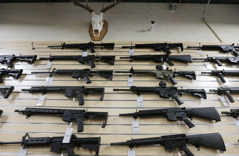 Don't Believe Leftist Lies About A Federal Judge's End To California's Gun Ban