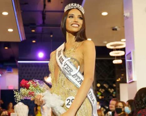 There is nothing men can't do better! Transgender 'woman' captures Miss Nevada USA pageant