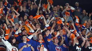 Awesome Vid: Islanders Fans Take Over Singing National Anthem. Chills.