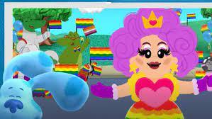 Blue's Clues Transgender Propaganda