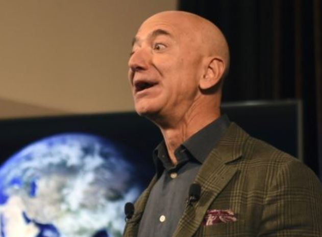 Jeff Bezos Will Be on Board Blue Origin's First Manned Space Flight