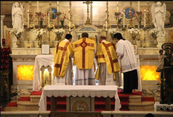 Major Assault On Latin Mass Is Coming Soon