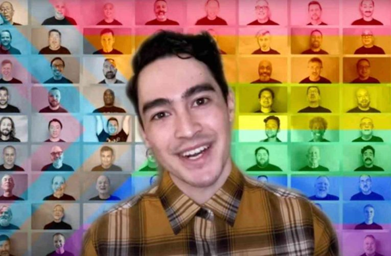 "Vid: San Francisco Gay Men's Chorus Sings ""We're Coming for Your Children…"""