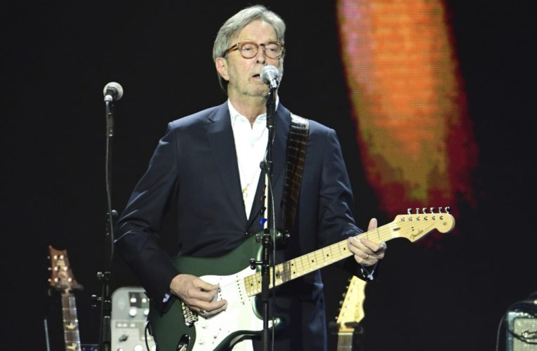 Eric Clapton Will Cancel Concerts if Venues Mandate Vaxx.