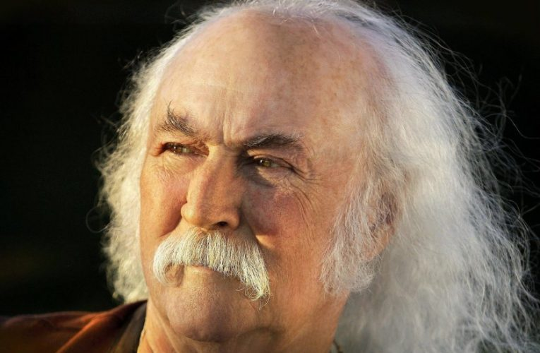 """Peace, Love, and Murder: David Crosby says Rupert Murdoch needs to be """"taken out and shot."""""""