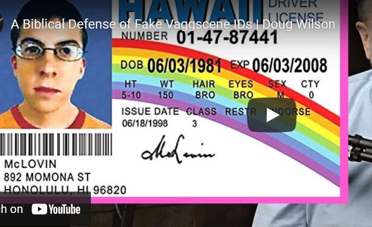 Hmmm… Can A Christian Use A Fake Vaxx Passport?