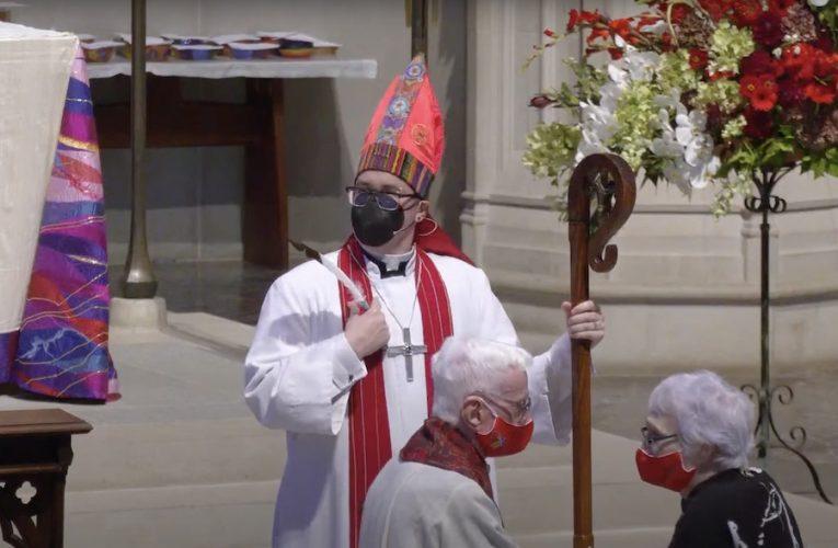 """A New Thing  is Happening"" Hails  Transgender Bishop"