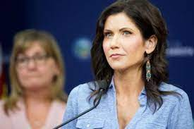 Gov. Kristi Noem is a Leftist Fraud Who is Controlled by Big Business