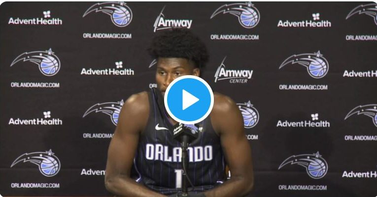 How it is done! Jonathan Isaac's Amazing and Simple Answer to Vax Question
