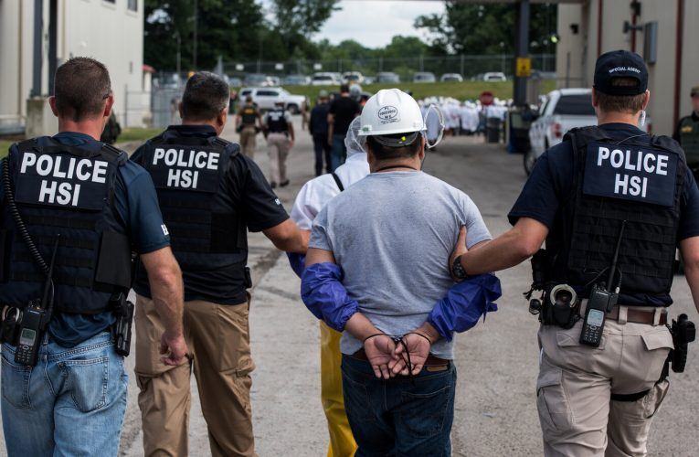 Homeland Security secretary orders ICE to stop raids on immigrants' workplaces