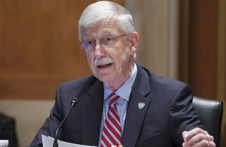 Francis Collins to step down as NIH director