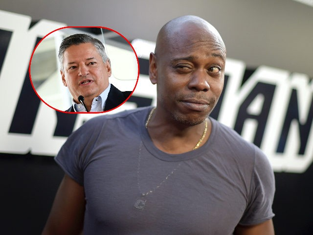 Netflix CEO Now Says He 'Screwed Up' Defending Dave Chappelle. Never Apologized for Cuties, however.