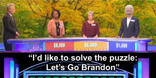 """Let's Go Brandon"" Might Wake up the Woke."