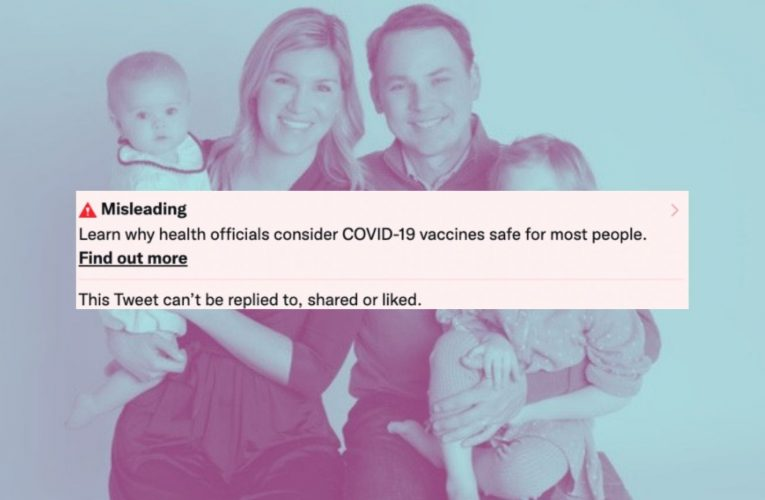 Twitter Censors Obituary of Mother Who Died After Getting Vaccinated.