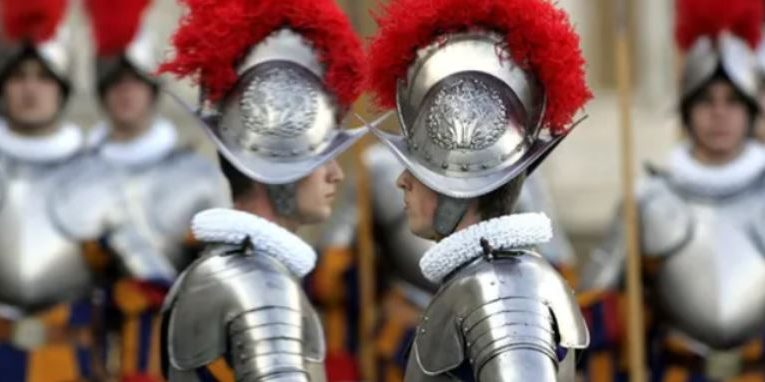 Members of the Swiss Guard resign over mandatory vax imposed by the Vatican